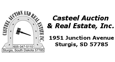 Casteel Auction & Real Estate - Sturgis, SD